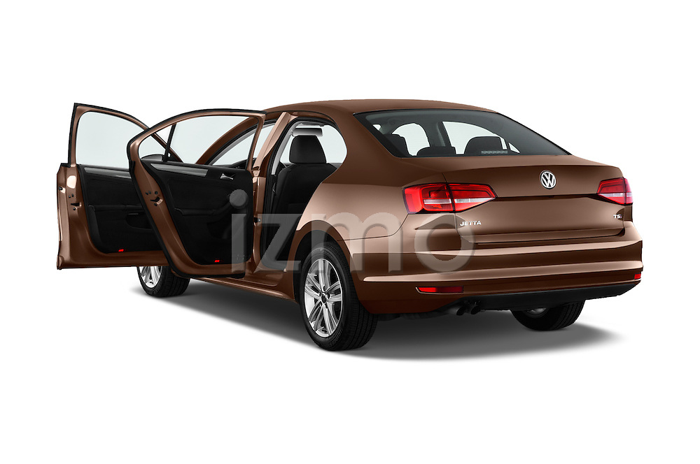 Car images of 2017 Volkswagen Jetta S 4 Door Sedan Doors