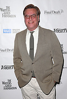 01 February 2018 - Beverly Hills, California - Aaron Sorkin. 2018 Writers Guild &quot;Beyond Words&quot;. <br /> CAP/ADM/FS<br /> &copy;FS/ADM/Capital Pictures
