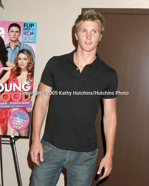 Thad Luckinbill.Teen People Party.The Cabana Club.Los Angeles, CA.August  13, 2005.©2005 Kathy Hutchins / Hutchins Photo