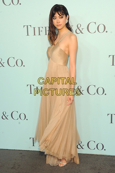 New York, New York- April 15: Hikari Mori attends the Tiffany &amp; Co 2016 Blue Book event at the Cunard Building on April 15, 2016 in New York City.  <br /> CAP/MPI/STV<br /> &copy;STV/MPI/Capital Pictures