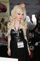 Amora Hilton [Rock Kandy] at AVN Expo, <br /> Hard Rock Hotel, <br /> Las Vegas, NV, Friday January 17, 2014.