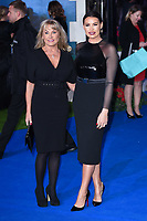"Carol and Jessica Wright<br /> arriving for the ""Mary Poppins Returns"" premiere at the Royal Albert Hall, London<br /> <br /> ©Ash Knotek  D3467  12/12/2018"