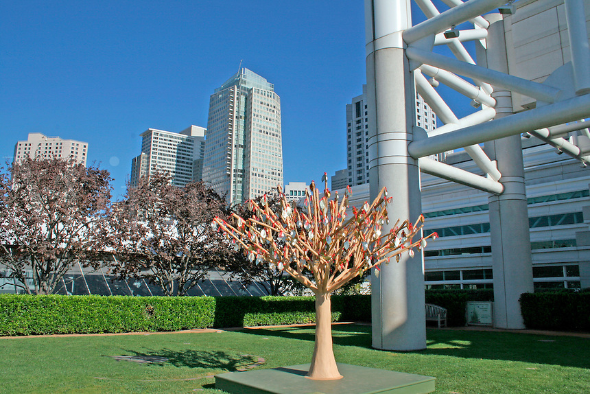 Wishing Tree, Yerba Buena Gardens, San Francisco California