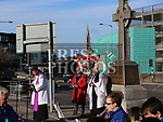 The annual Drogheda Remembrance Day ceremony at Mary Street.<br /> <br /> <br /> photo - Jenny Matthews