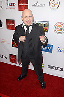 LOS ANGELES - FEB 4:  Martin Klebba at the 3rd Annual Roger Neal Style Hollywood Oscar Viewing Dinner at the Hollywood Museum on February 4, 2018 in Los Angeles, CA