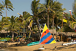 Kona Village beach, Hawaii