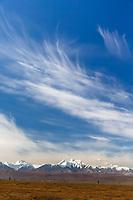 Alaska Range mountains, Interior, Alaska
