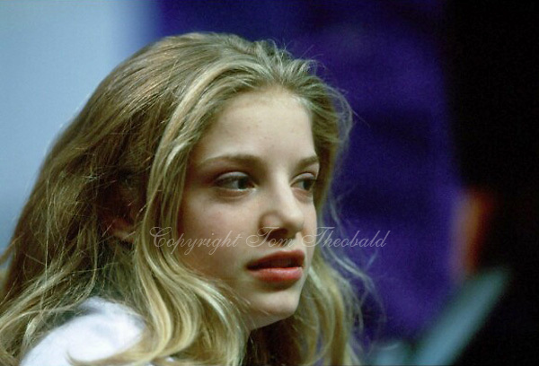 July 23, 1998; New York, NY, USA; Portrait of artistic gymnast Vanessa Atler of USA at 1998  Goodwill Games New York..(©) Copyright 1998 Tom Theobald