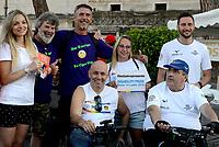 Roma, 14 Luglio 2019<br /> Disability Pride per cambiare la percezione della società verso la disabilità per promuovere l'inclusione e contribuire ad un mondo sostenibile, equo e accessibile