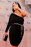 The actress Silvia Abril during the 60th San Sebastian Donostia International Film Festival - Zinemaldia.September 20,2012.(ALTERPHOTOS/ALFAQUI/Acero)