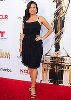 PASADENA, CA, USA - OCTOBER 10: Constance Marie arrives at the 2014 NCLR ALMA Awards held at the Pasadena Civic Auditorium on October 10, 2014 in Pasadena, California, United States. (Photo by Celebrity Monitor)