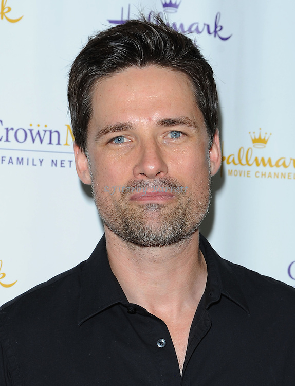 Warren Christie arriving at Hallmark Movie Channel Presents 'The Color Of Rain' held at the Paley Center For Media Beverly Hills, CA. May 28, 2014.