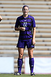 23 August 2015: Weber State's Abbey Clayton. The Duke University Blue Devils played the Weber State University Wildcats at Fetzer Field in Chapel Hill, NC in a 2015 NCAA Division I Women's Soccer game. Duke won the game 4-0.