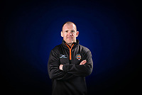 Picture by Allan McKenzie/SWpix.com - 09/01/18 - Rugby League - Super League - Castleford Media Day 2018 - A1 Football Factory, Castleford, England - Danny Orr.