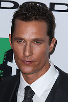 BEVERLY HILLS, CA - OCTOBER 21: Matthew McConaughey at 17th Annual Hollywood Film Awards held at The Beverly Hilton Hotel on October 21, 2013 in Beverly Hills, California. (Photo by Xavier Collin/Celebrity Monitor)