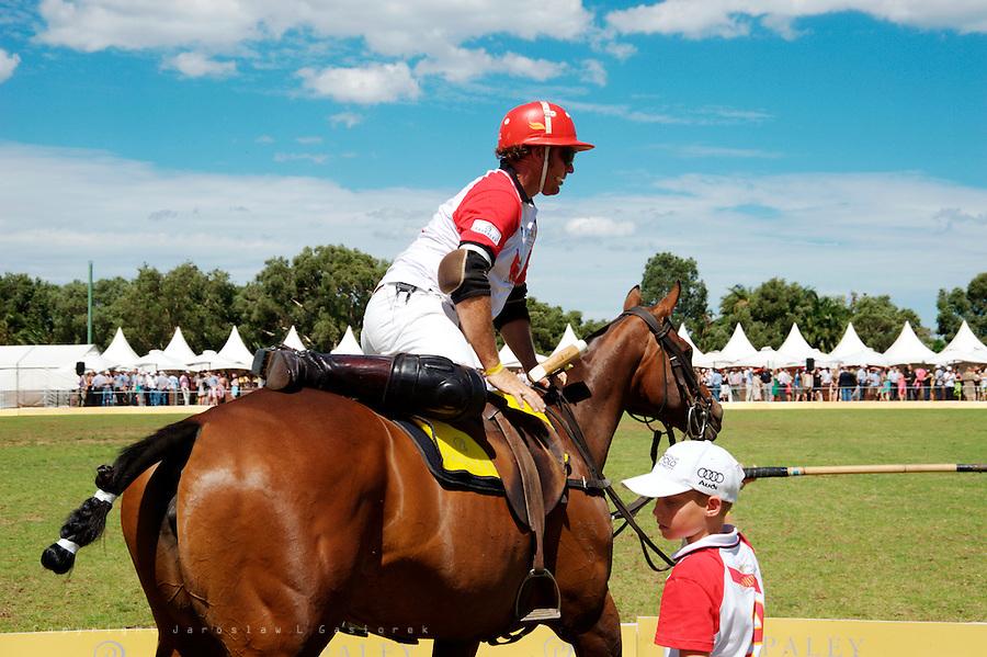 Centenial Park Sydney, Earth Festival; Polo in the City