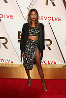 HOLLYWOOD, CA - NOVEMBER 2: Jasmine Tookes, at the #REVOLVEawards at The Dream Hotel In Hollywood, California on November 2, 2017. Credit: Faye Sadou/MediaPunch /NortePhoto.com