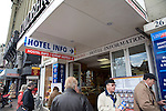 Hotel information, Amsterdam, Netherlands