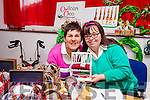 Noreen Maguire and Mary Nelligan of Oilean Beo Craft Co-Op at the An Riocht Snowed In winter wonderland, craft fair Castleisland on Friday