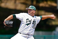April 23, 2011:    Jacksonville University Dolphins lhp Tony Mollica (29) during Atlantic Sun Conference action between Stetson Hatters and Jacksonville University Dolphins at John Sessions Stadium in Jacksonville, Florida.  Jacksonville defeated Stetson 10-4...........
