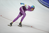 SCHAATSEN: HEERENVEEN: 25-10-2014, IJsstadion Thialf, Trainingswedstrijd schaatsen, Thomas Krol, ©foto Martin de Jong