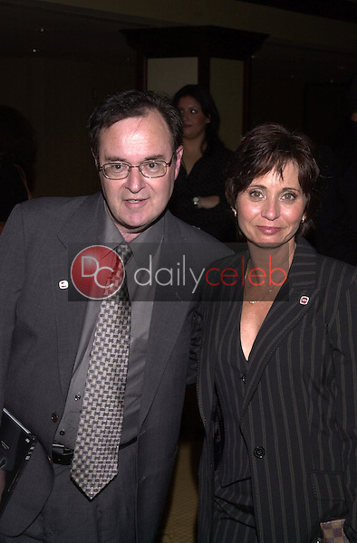 David Lander and wife Cathy