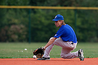 23 September 2009: Pole Baseball Rouen, Dylan Mayeux