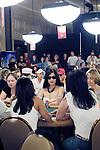 Ladies tournament area