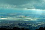 Ngorongoro Crater, Tanzania, Africa, Aerial Landscape