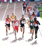 Wales&rsquo; Chris Gowell competes in the men&rsquo;s 1500m round 1 - heat 2<br /> <br /> Photographer Chris Vaughan/Sportingwales<br /> <br /> 20th Commonwealth Games - Day 9 - Friday 1st August 2014 - Athletics - Hampden Park - Glasgow - UK