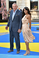 Carl Michaelson and Jackie St Clair<br /> Royal Academy of Arts Summer Exhibition Preview Party at The Royal Academy, Piccadilly, London, England, UK on June 06, 2018<br /> CAP/Phil Loftus<br /> &copy;Phil Loftus/Capital Pictures