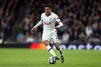 Dele Alli of Tottenham Hotspur  during Tottenham Hotspur vs Olympiacos FC, UEFA Champions League Football at Tottenham Hotspur Stadium on 26th November 2019