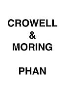 Crowell & Moring Phan