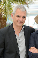 "Laurent Cantet attending the ""Seven Dias en la Habana"" Photocall during the 65th annual International Cannes Film Festival in Cannes, France, 23rd May 2012...Credit: Timm/face to face /MediaPunch Inc. ***FOR USA ONLY***"