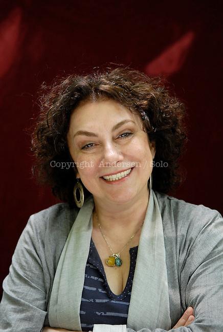 Zoya Pirzad, Iranian writer.
