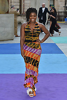 Clara Amfo<br /> at the Royal Academy of Arts Summer exhibition preview at Royal Academy of Arts on June 04, 2019 in London, England.<br /> CAP/PL<br /> ©Phil Loftus/Capital Pictures