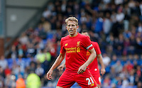 Lucas Leiva of Liverpool during the 2016/17 Pre Season Friendly match between Tranmere Rovers and Liverpool at Prenton Park, Birkenhead, England on 8 July 2016. Photo by PRiME Media Images.