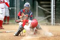 100414 U of Penn - Softball vs Cornell