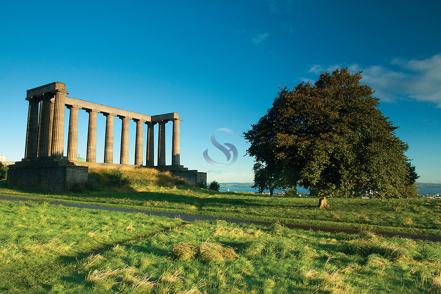 The National Monument of Scotland, Calton Hill, Edinburgh