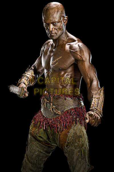 PETER MENSAH.in Spartacus: Vengeance (Spartacus: Blood and Sand).*Filmstill - Editorial Use Only*.CAP/FB.Supplied by Capital Pictures.