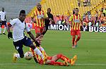 Deportivo Pereira y Unión Magdalena empataron en el inicio del grupo B de los cuadrangulares de ascenso.