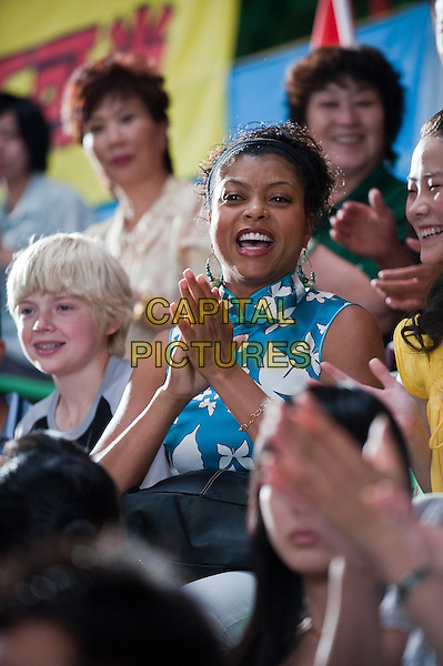 TARAJI P. HENSON.in The Karate Kid (2010).*Filmstill - Editorial Use Only*.CAP/FB.Supplied by Capital Pictures.