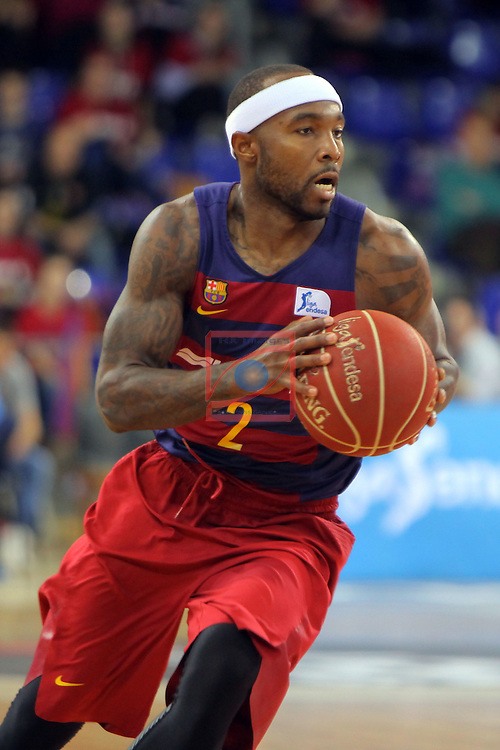 League ACB-ENDESA 2016/2017 - Game: 21.<br /> FC Barcelona Lassa vs ICL Manresa: 92-72.<br /> Tyrese Rice.
