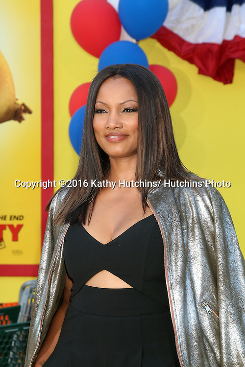 """LOS ANGELES - AUG 9:  Garcelle Beauvais at the """"Sausage Party"""" Premiere at the Village Theater on August 9, 2016 in Westwood, CA"""