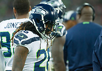 Seattle Seahawks Defensive Back Shaquill Griffin (26)