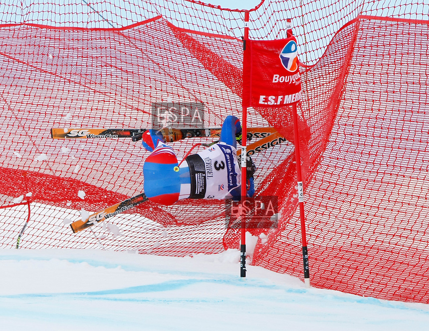 Apr 01 2009; Meribel France, BAXTER Noel competing in the Super G race at the Britiish Land British Alpine Ski Championships. Mandatory credit: sportsphotographers.eu