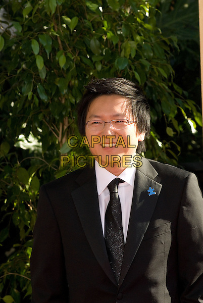 "MASI OKA.Nominated for Best Supporting Actor in Series, Mini-Series or Television Movie.Red Carpet Arrivals - 64th Annual Golden Globe Awards, Beverly Hills HIlton, Beverly Hills, California, USA..January 15th 2007.globes headshot portrait glasses.CAP/AW.Please use accompanying story.Supplied by Capital Pictures.© HFPA"" and ""64th Golden Globe Awards"""