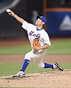 Daisuke Matsuzaka (Mets),<br /> SEPTEMBER 14, 2013 - MLB :<br /> Daisuke Matsuzaka of the New York Mets pitches during the second game of a Major League Baseball doubleheader against the Miami Marlins at Citi Field in Flushing, New York, United States. (Photo by AFLO)
