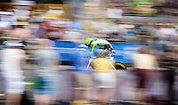 Dylan van Baarle (NLD/Cannondale-Garmin) speeding along<br /> <br /> stage 1 prologue: Utrecht (13.8km)<br /> Tour de France 2015