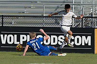 LAKEWOOD RANCH, FL - December 2, 2017: U-16/17 FC Golden State vs Sockers FC. The 2017 Development Academy Winter Showcase at Premier Sports Campus.